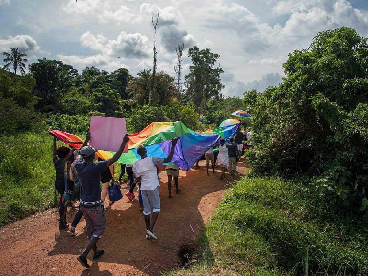 ouganda marche des fiertés