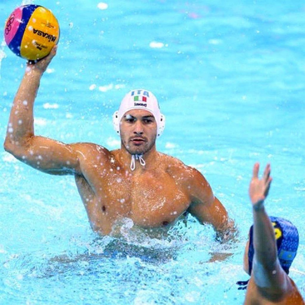 Rio 2016 beaux joueurs de water-polo