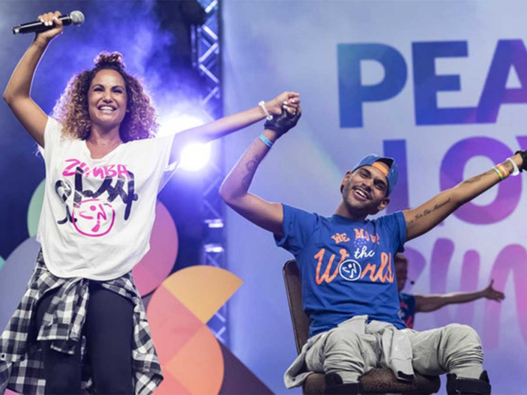 danse zumba victimes d'Orlando