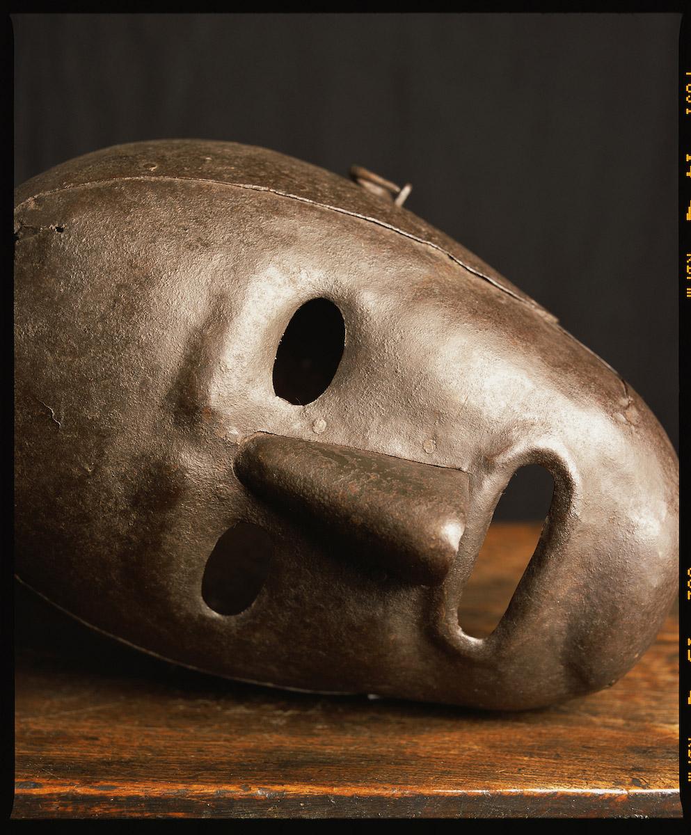 Fool's Mask IV, Hever Castle, England, 2015. Avec l'aimable autorisation de l'artiste.