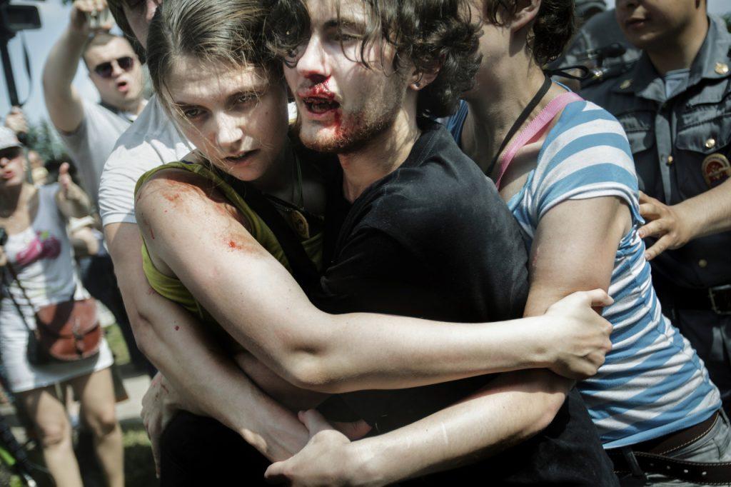 Russie déléguée des droits de l'homme homophobie tatiana moskalkova