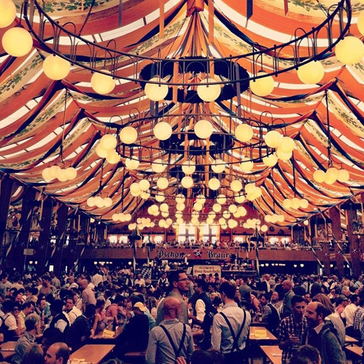 Munich fête de la bière Rosa Wiesn gay-friendly