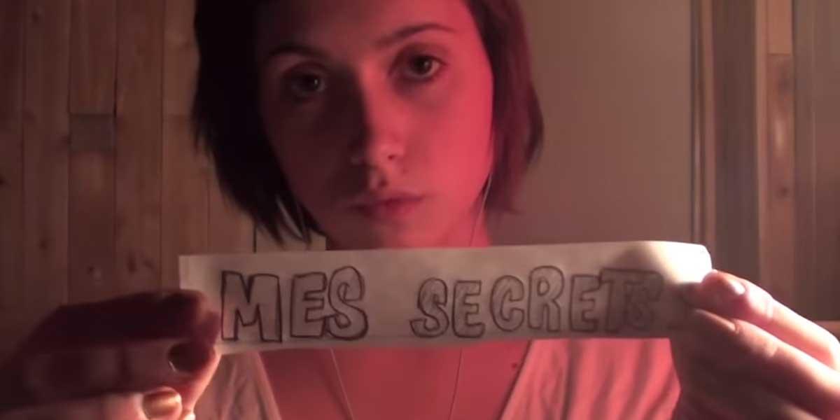 Lysandre Nadeau youtubeuse québécoise bisexuelle