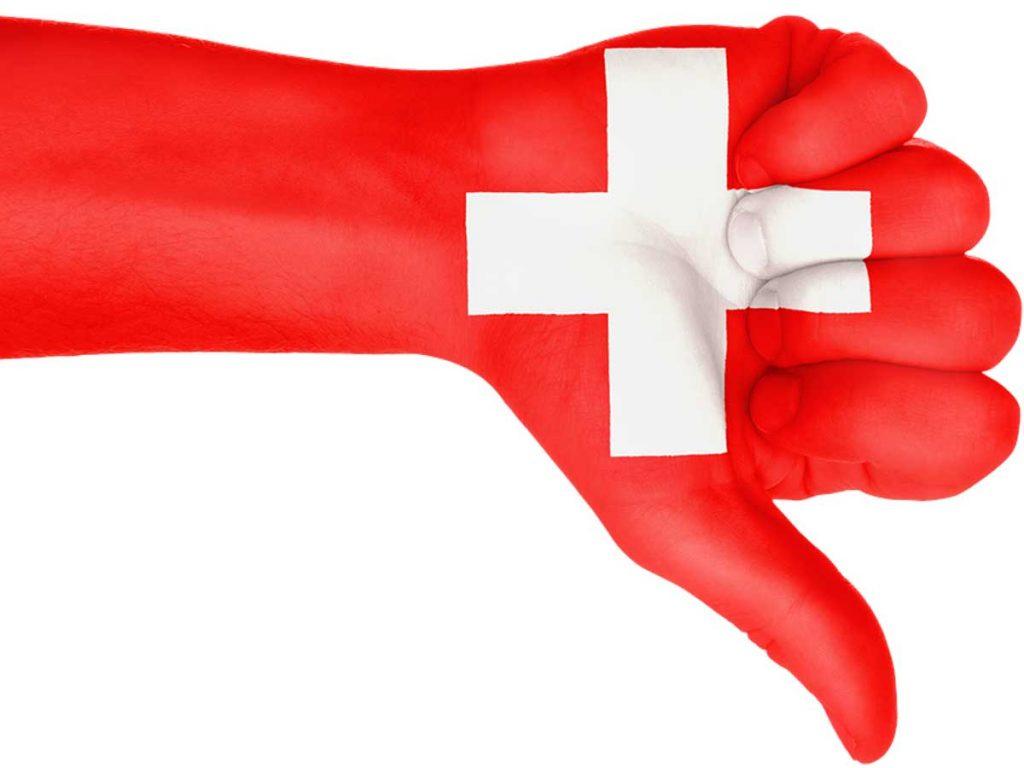 Suisse UDC homophobie