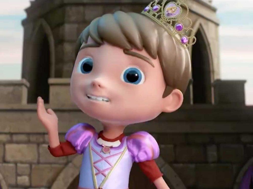 princesse garçon If I were a boy jouets