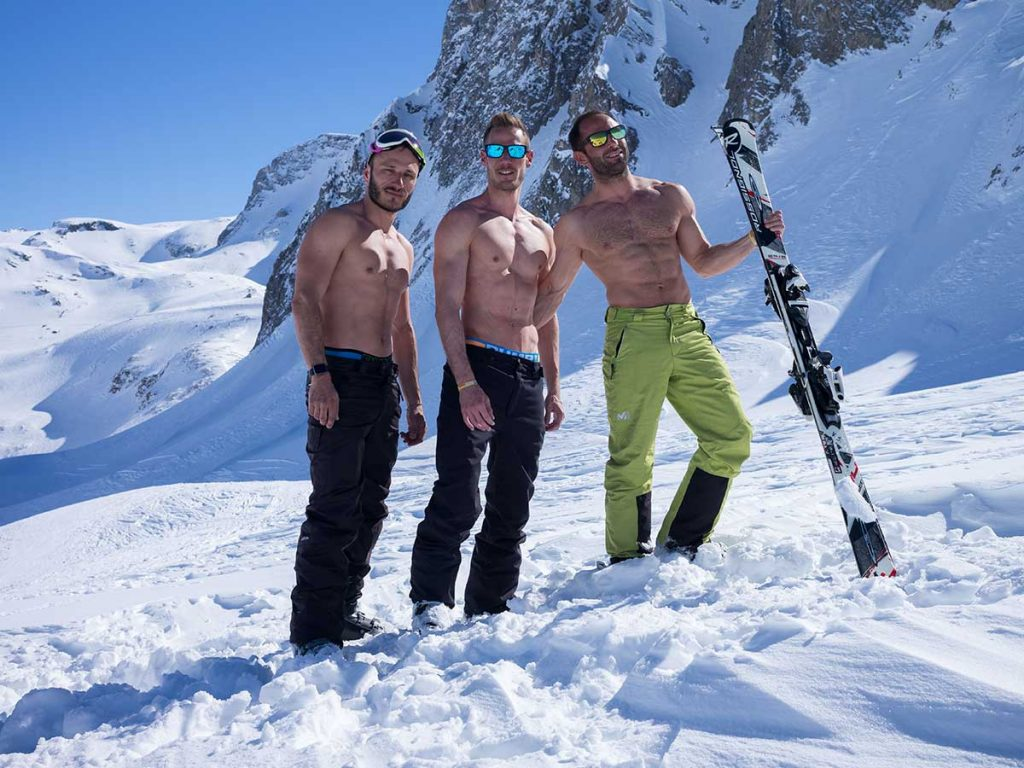 Tignes European Snow Pride 2017
