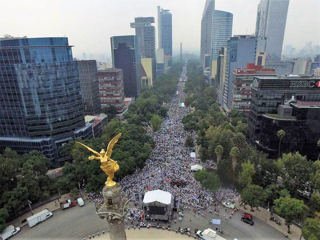 Mexique Front national pour la famille