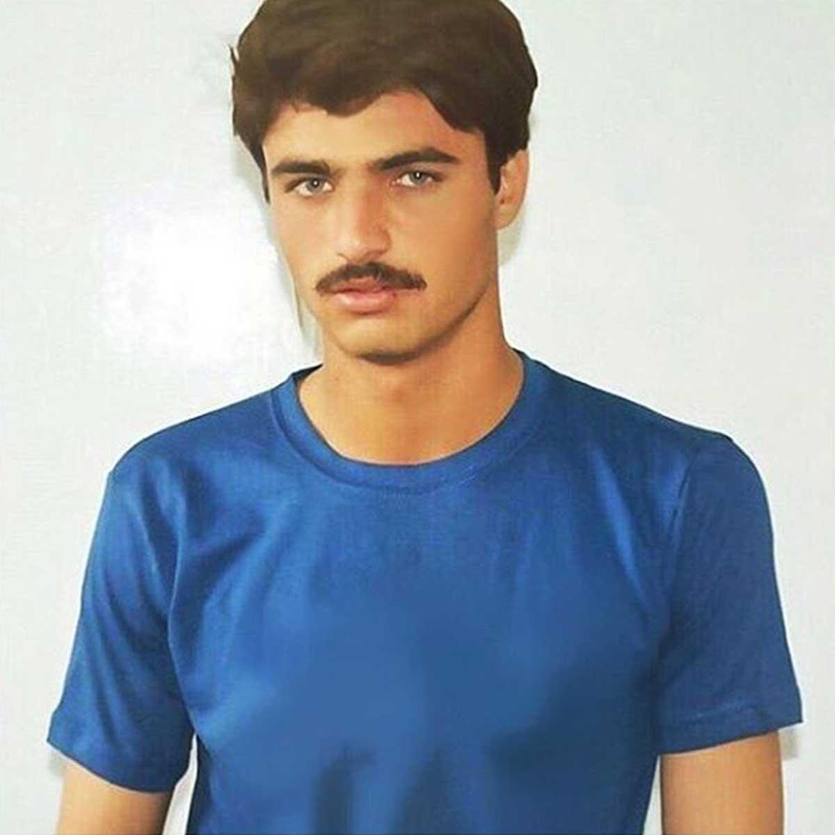 Arshad vendeur de thé pakistanais