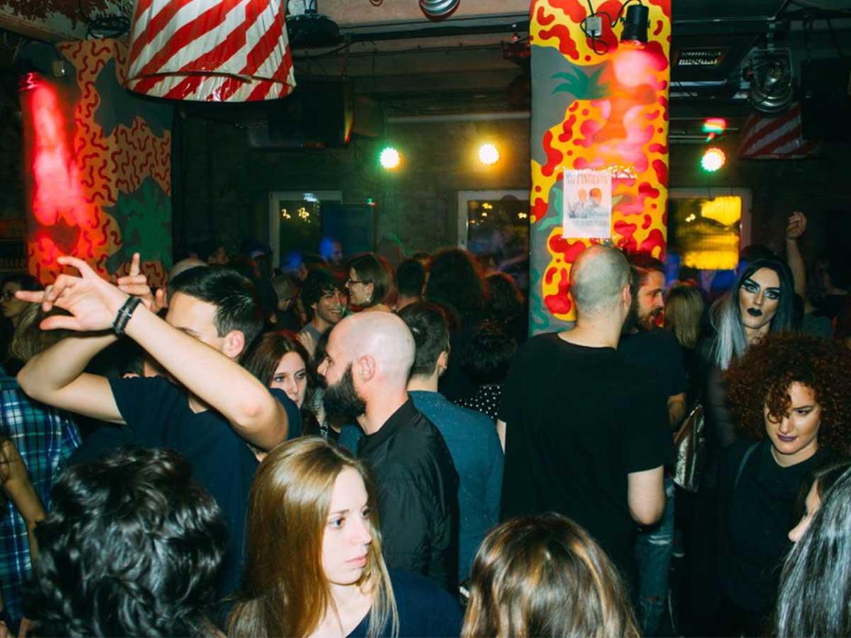 Belgrade scène gay