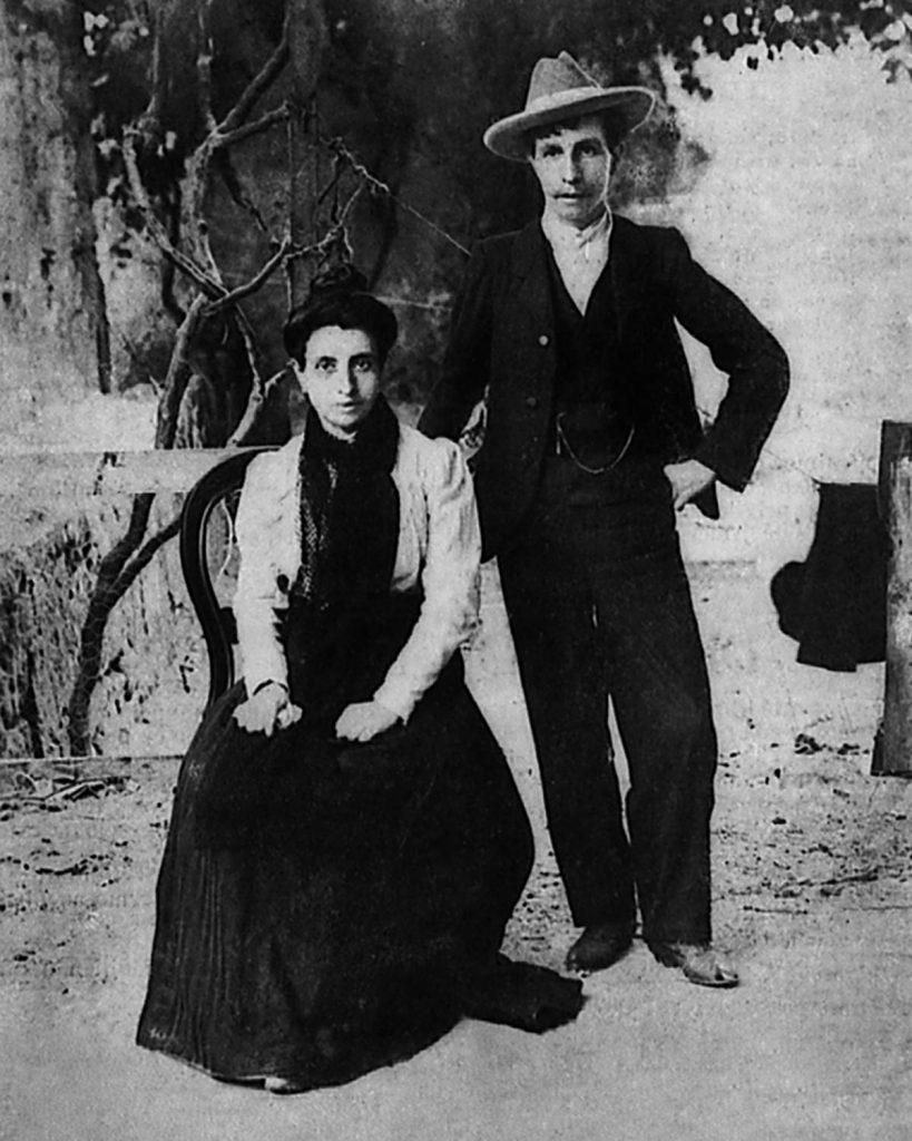 Espagne La Corogne Marcela et Elisa