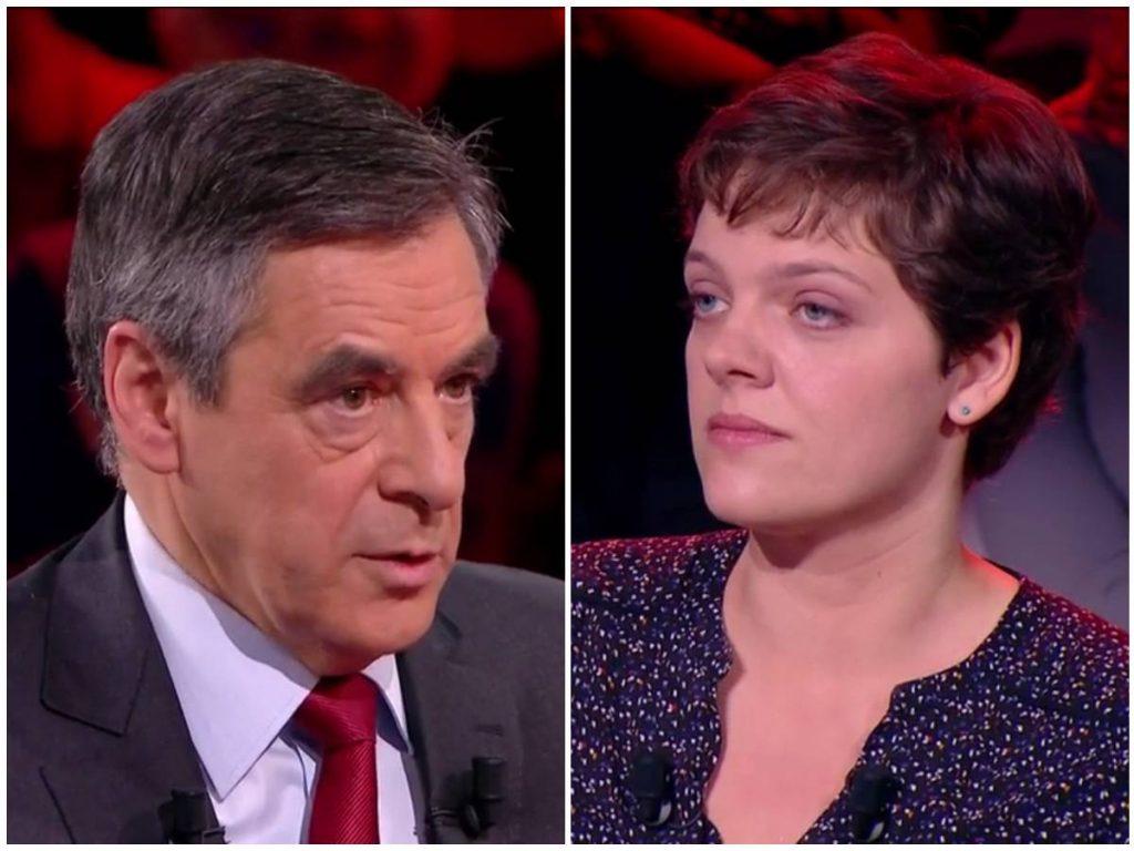 François Fillon adoption L'Emission Politique Aline Kelner