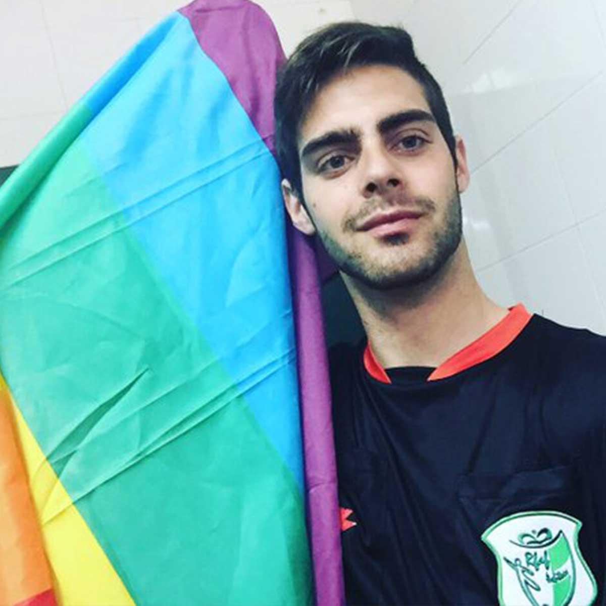 Jesus Tomerillo arbitre espagnol gay FC Barcelone