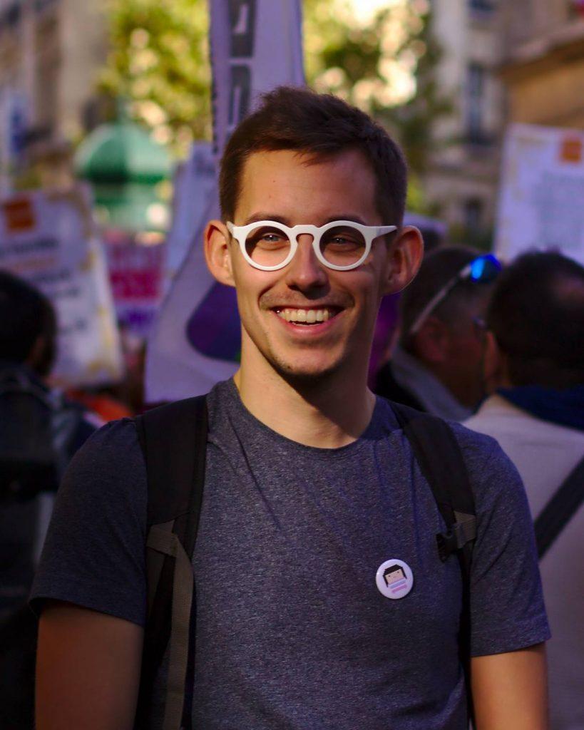 Julien Fleurence Rennes centre LGBT