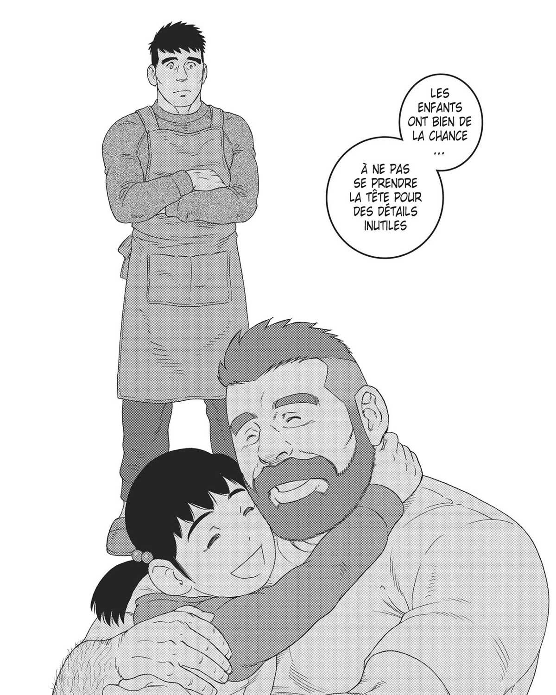 Le mari de mon frère manga