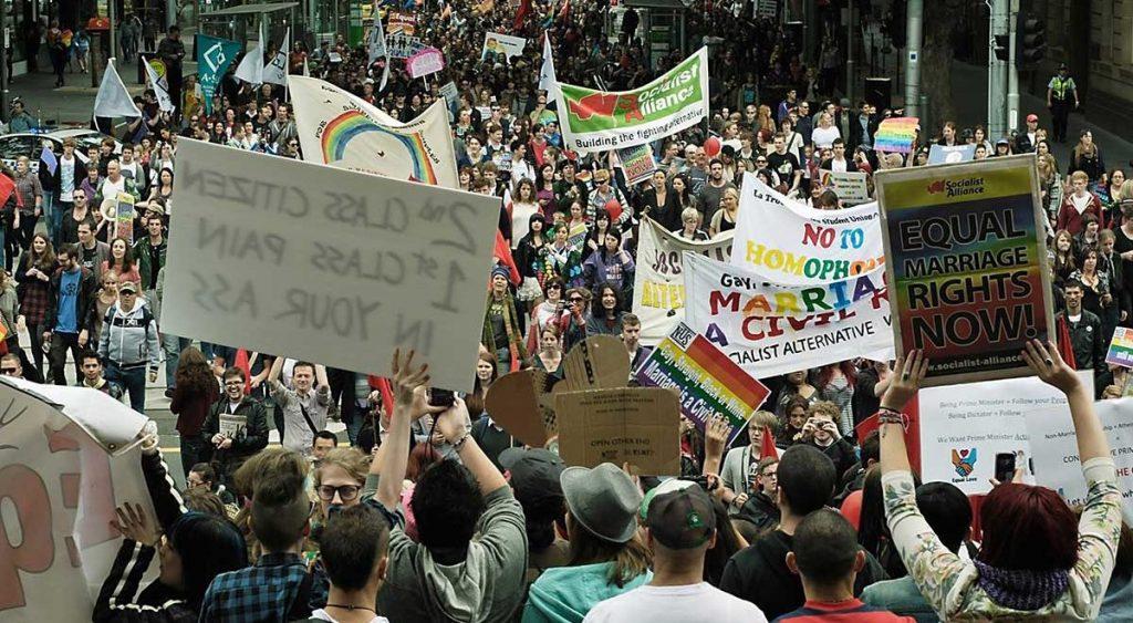 Australie mariage pour tous référendum