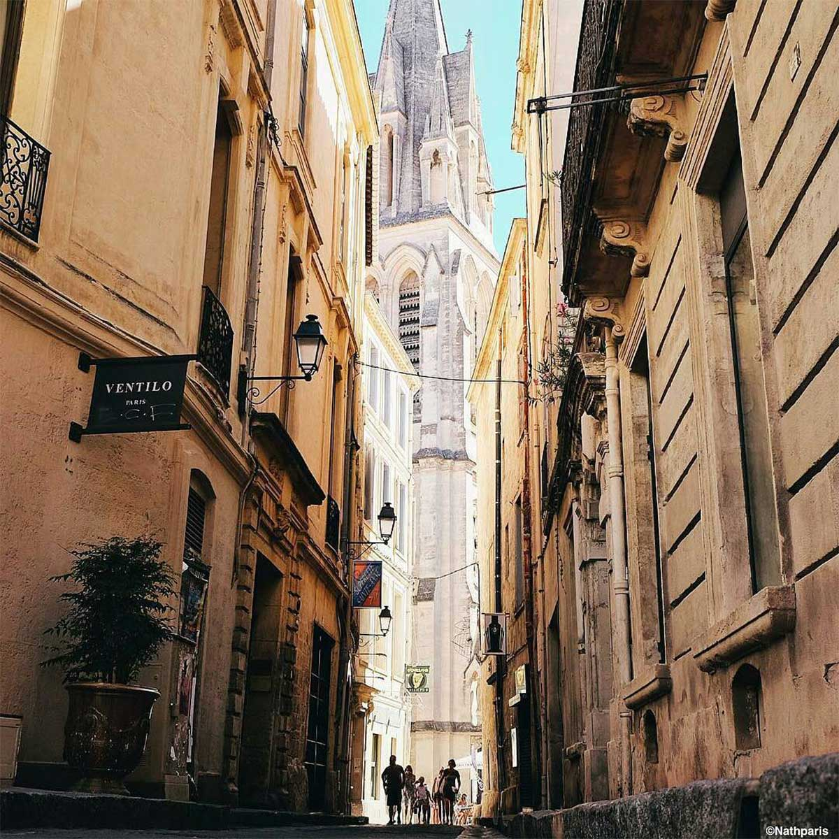 Montpellier 48h visite guidée