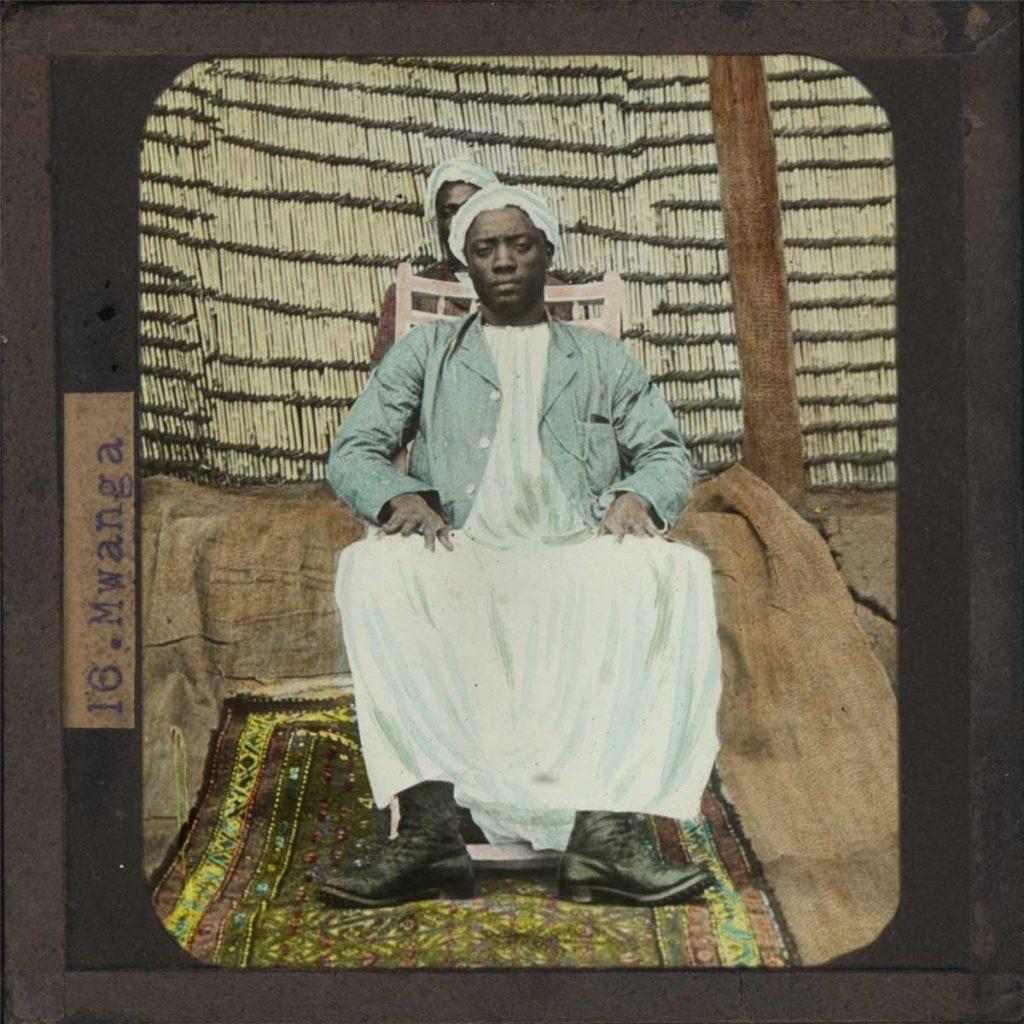 roi bisexuel,Ouganda,Mwanga II