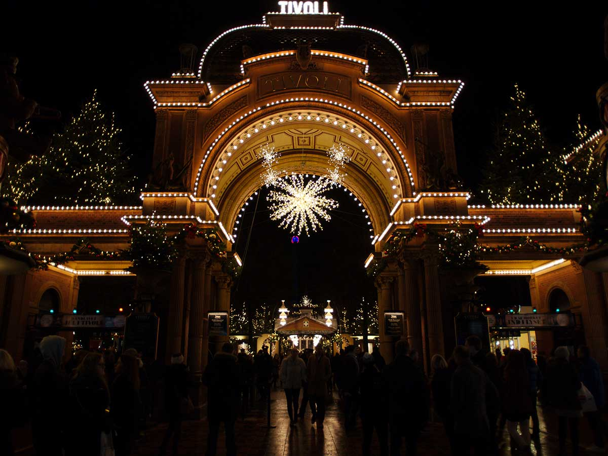 Copenhague Noël traditionnel