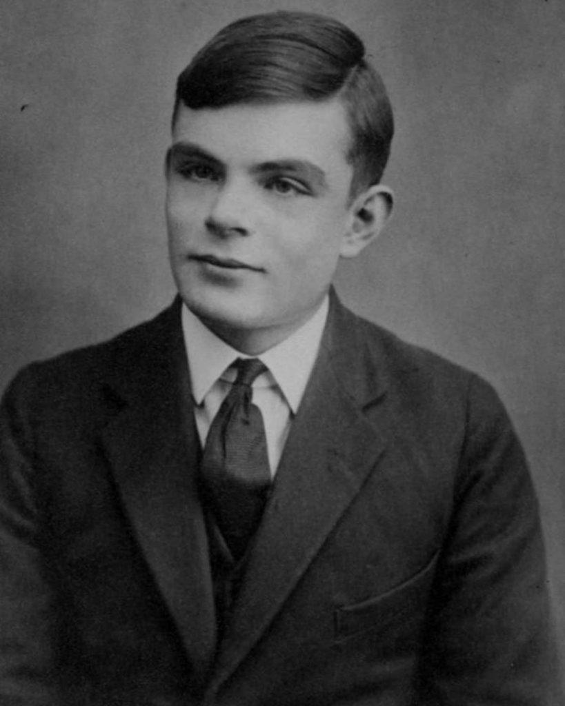 Royaume-Uni Alan Turing gracier homosexuels