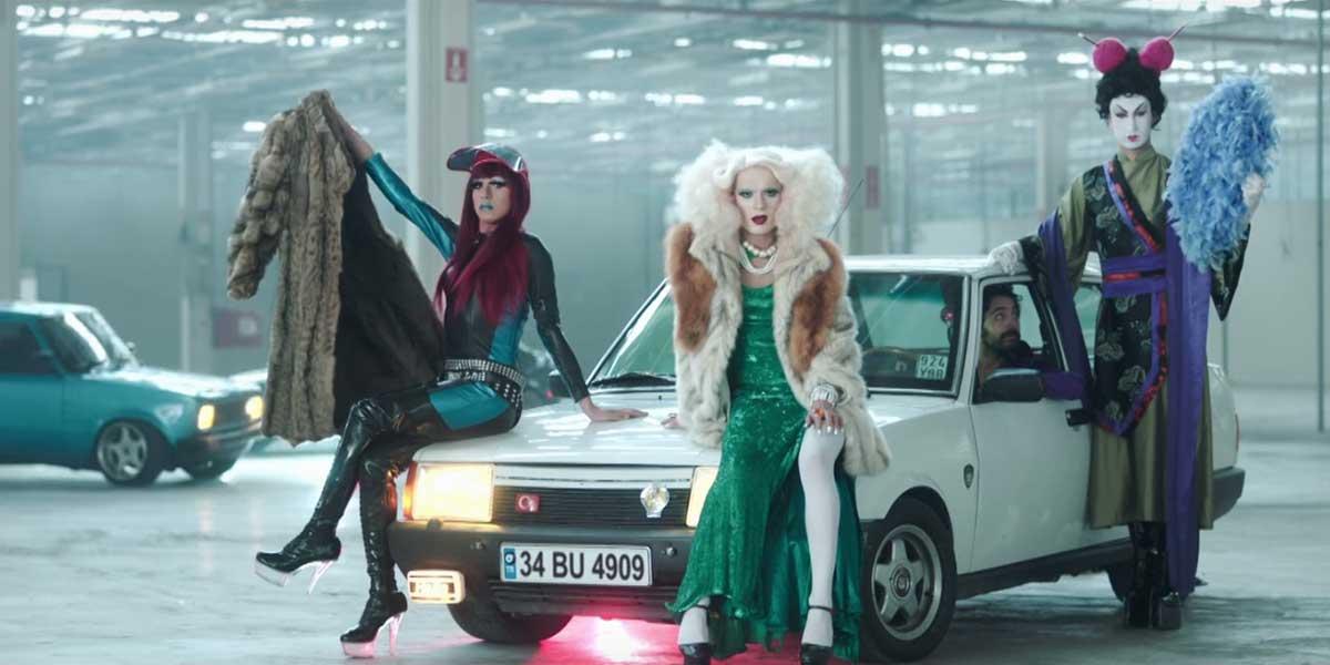 groupe de musique turc drag queen turquie