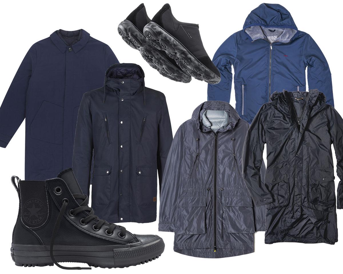 tetu-shopping-mode-pluie-samsoe-harmont-benetton-barbour