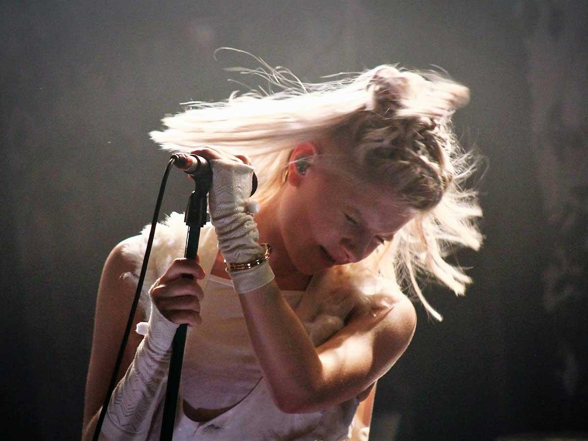 Aurora jeune prodige norvégienne interview