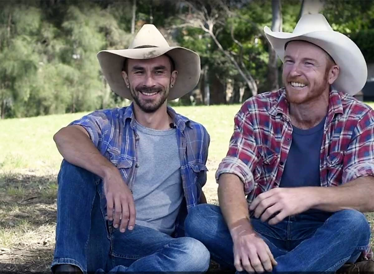 LGBT Australie rencontres déplacement trop rapide en ligne datant