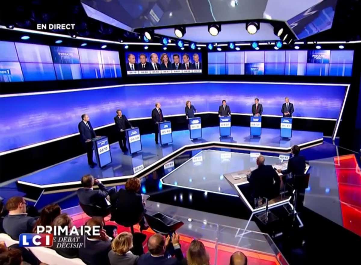 Francois Fillon mariage pour tous primaire de la droite