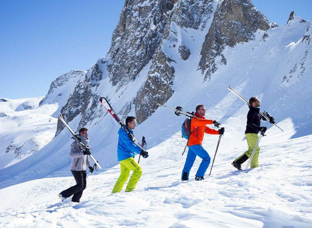 European Snow Pride Tignes gay ski week