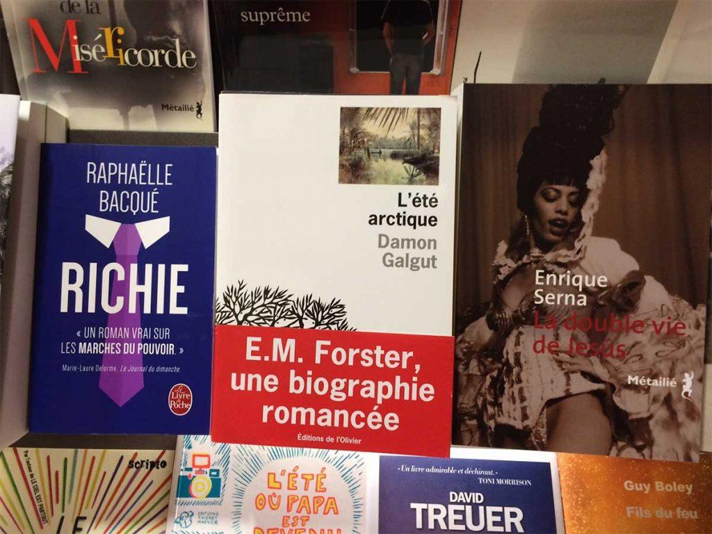 coming-out en série coups de cœur littéraires