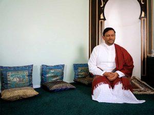 mosquée inclusive imam gay Mushin Hendricks