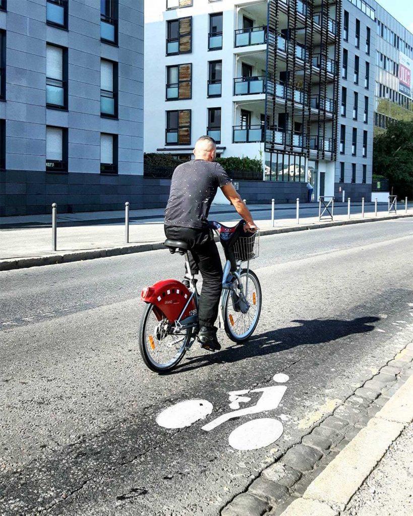 bien pratiquer le vélo en ville