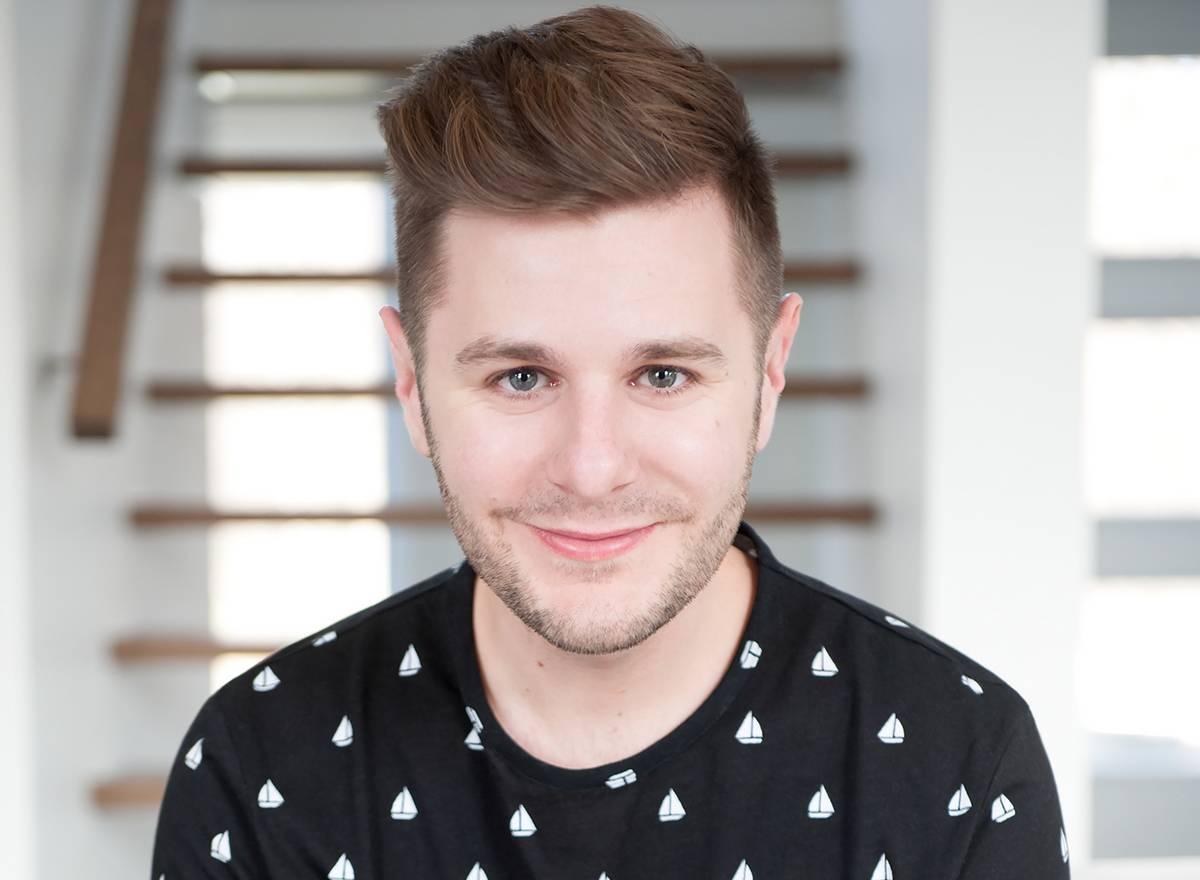 PL Cloutier YouTubeur gay