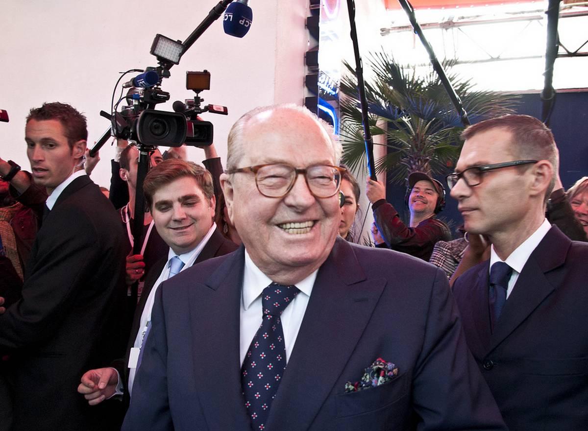 L'association Mousse porte plainte contre Jean-Marie Le Pen pour homophobie