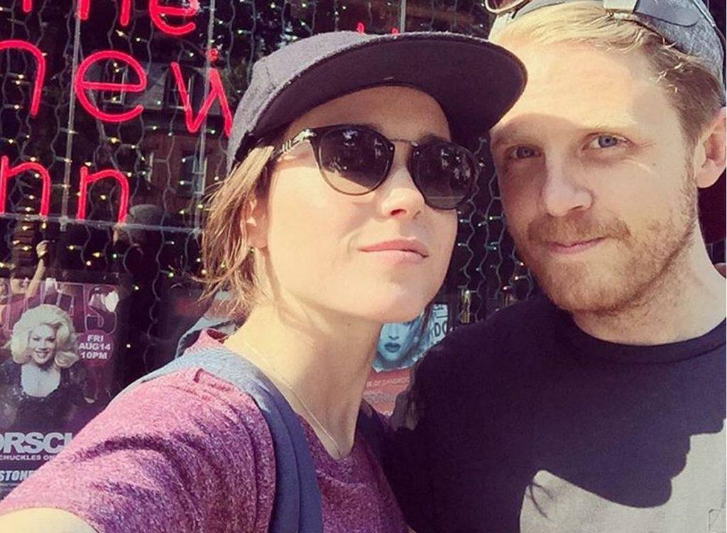 Gaycation Ellen Page