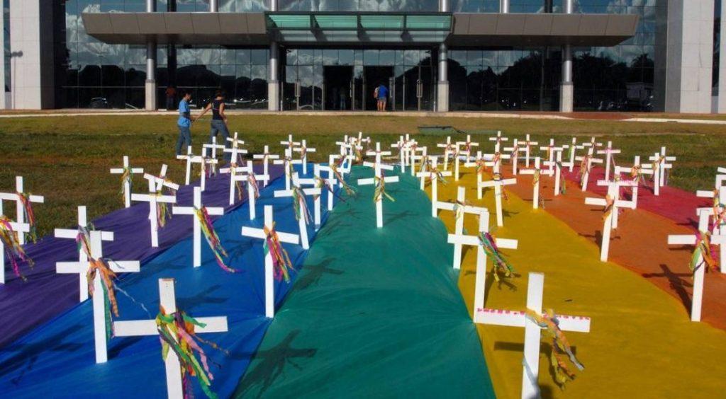Brésil meurtres homophobes