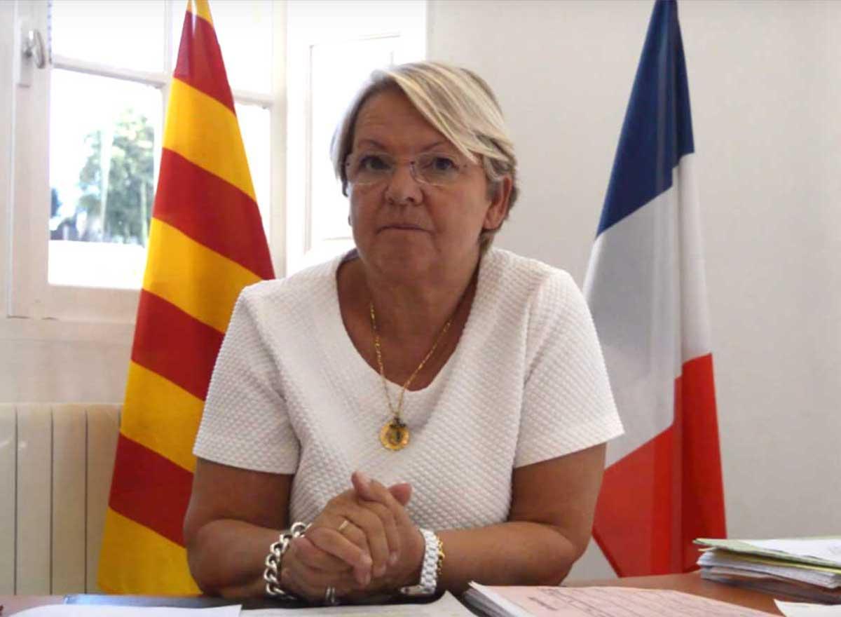 Marie-Cmaude Bompard relaxée refusé de marier deux femmes maire de Bollène