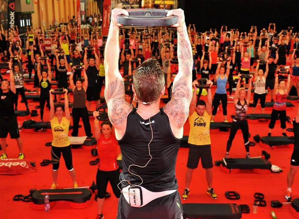 salon du Body Fitness à Paris