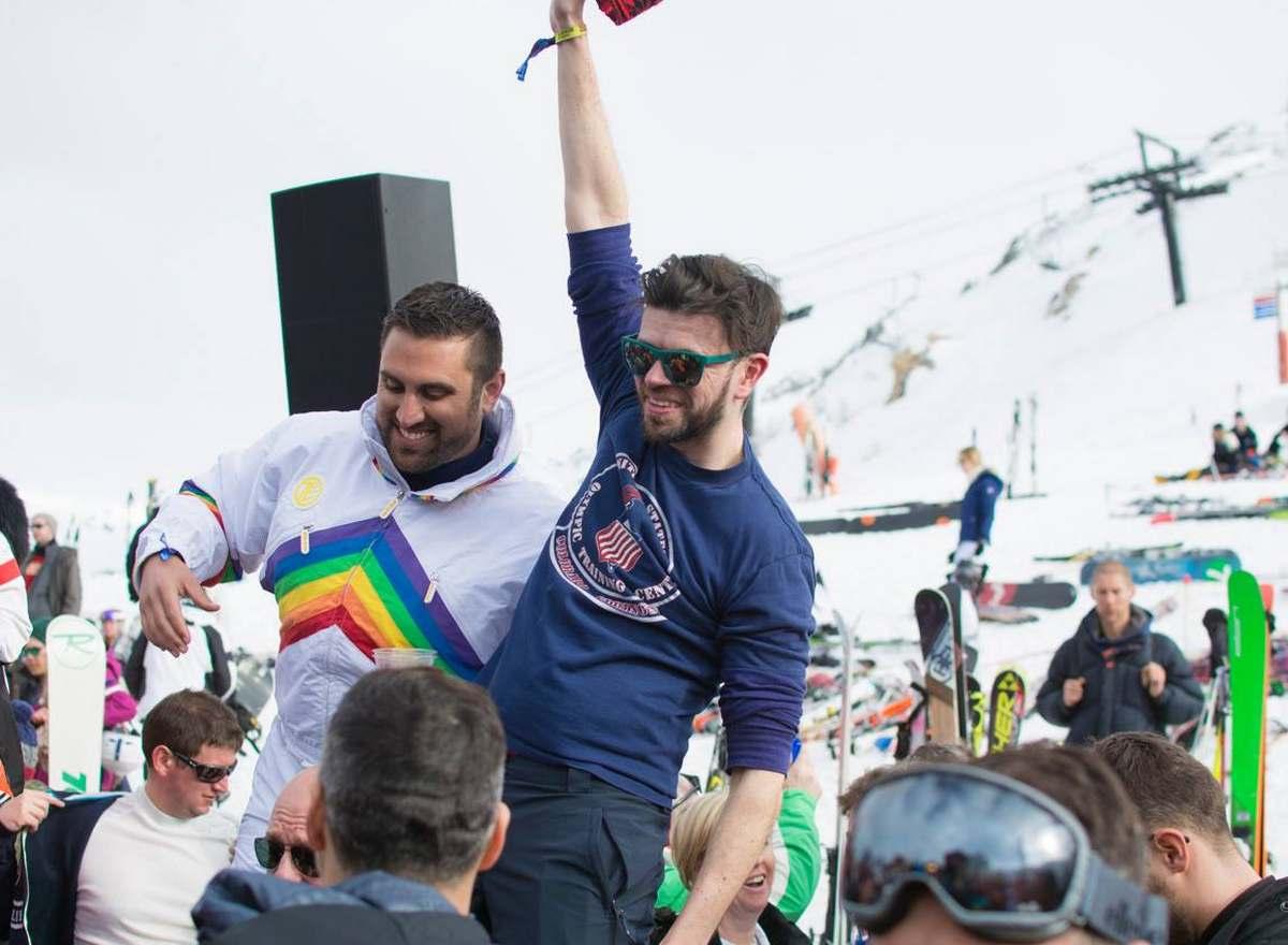 European Snow Pride : on était à la première Pride de l'année à Tignes