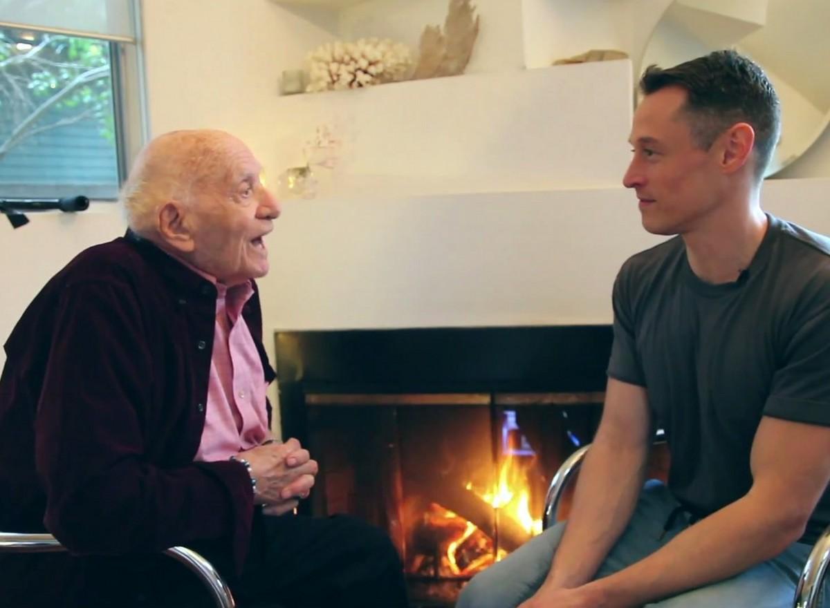 Coup de Cœur : il décide de faire son coming-out à 95 ans !