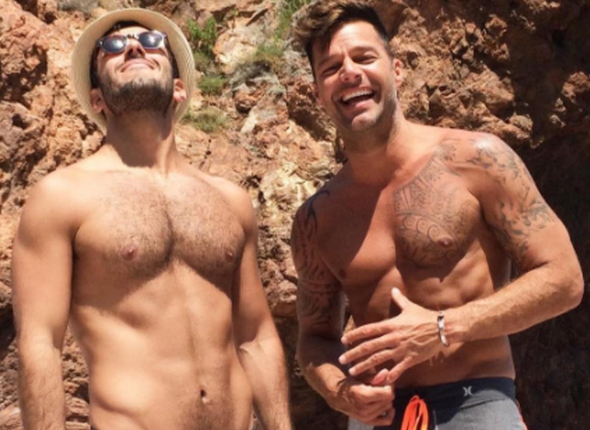 Boyfriend, fétichisme et fantasme people : Ricky Martin se lâche enfin !