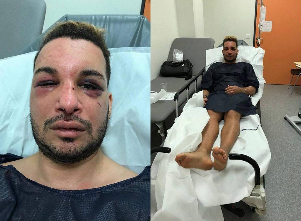 Zak Ostmane Marseille militant LGBT torturé