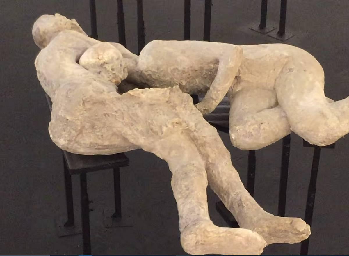 Amants de Pompéi : Pourquoi pense-t-on tout de suite qu'ils étaient homos ?