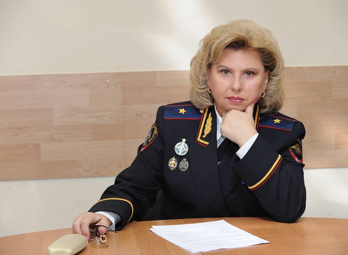 Tchétchénie Tatiana Moskalkova