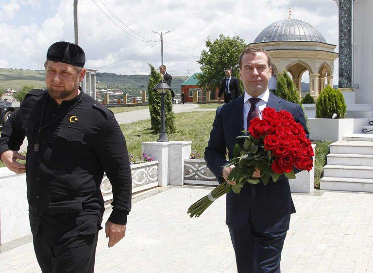 Tchétchénie Novaïa Gazeta purge anti-gay