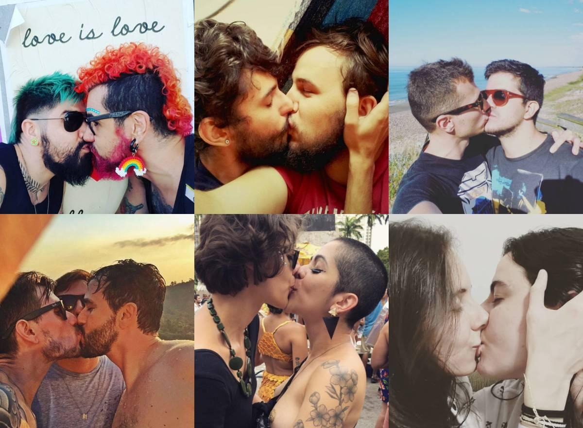 Tchétchénie bisous gays