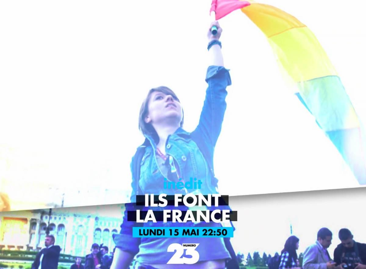 Numéro 23 Ils font la France