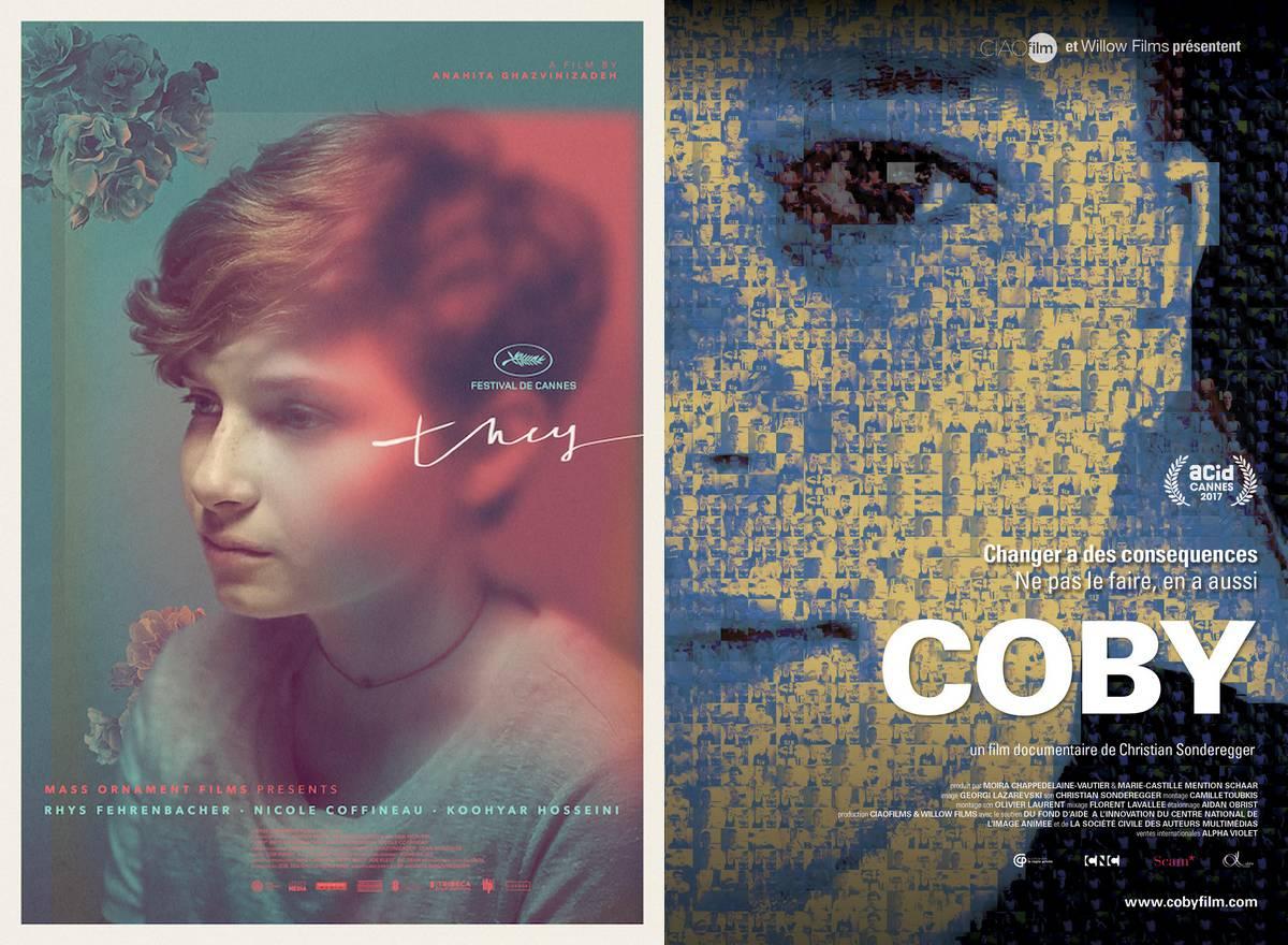 """Avec """"Coby"""" et """"They"""", le festival de Cannes s'empare des questions trans"""