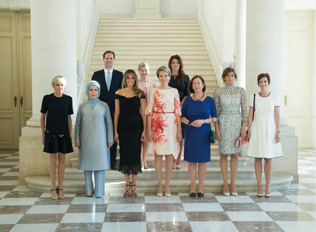 Luxembourg époux du Premier ministre du Luxembourg premières dames maison blanche