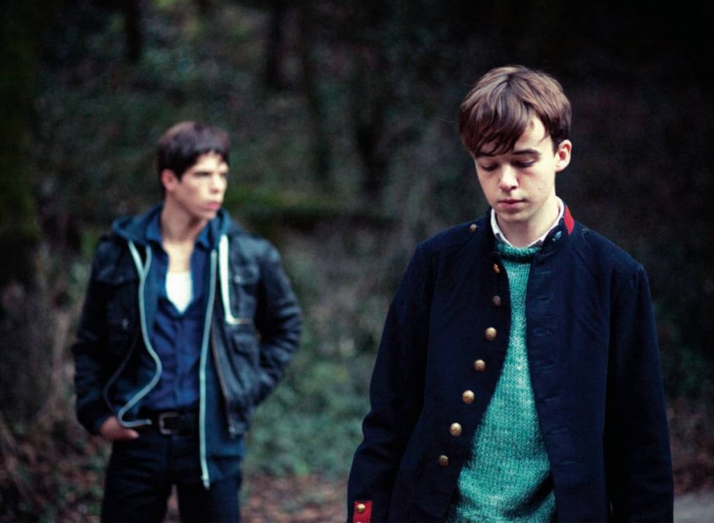 departure andrew steggall film alex lawther